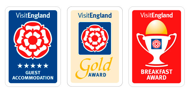 5 Star Enjoy England Accreditation